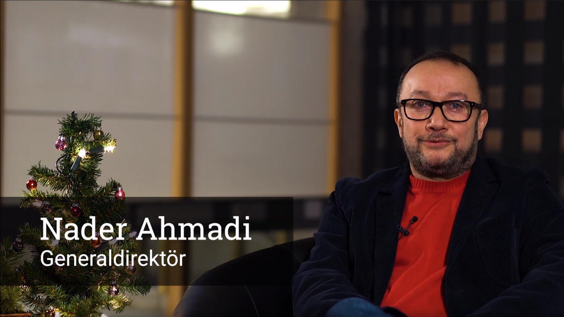 Nader Ahmadi