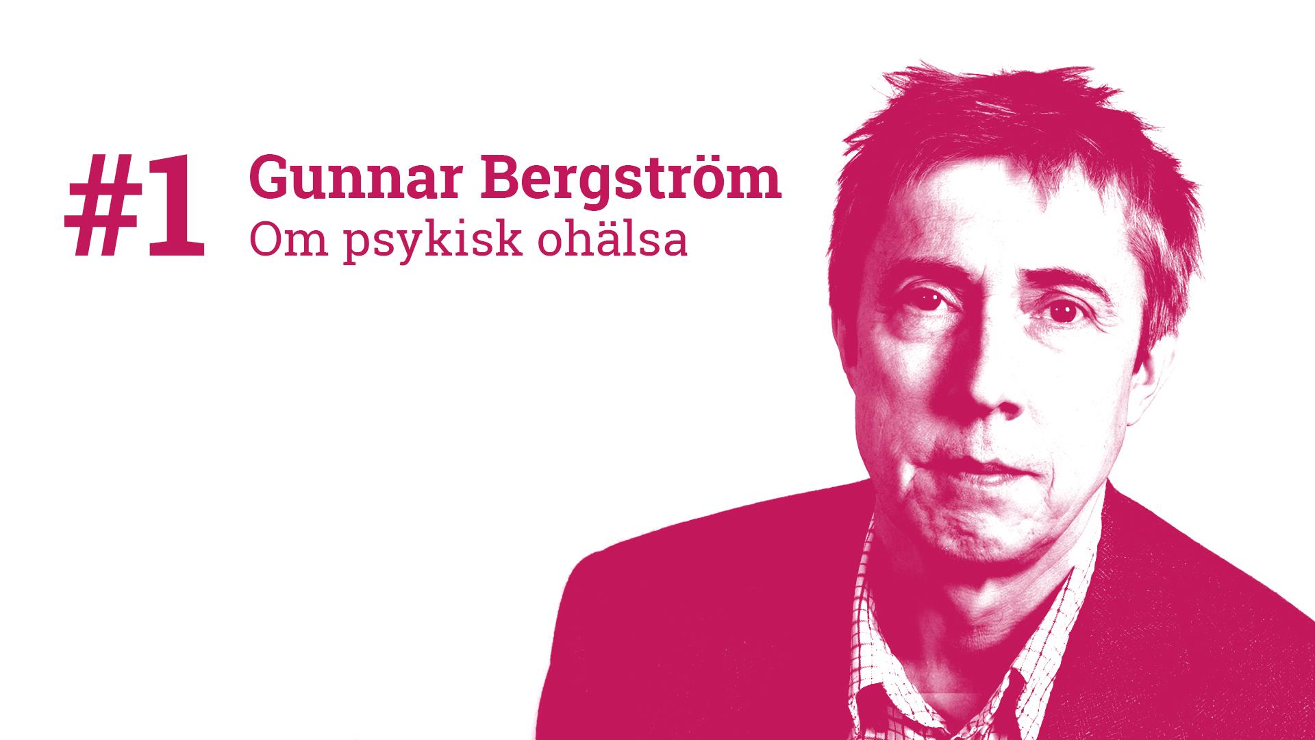 Gunnar Bergström, professor i arbetsvetenskap.