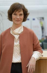 Anna Mannikoff, stf. generaldirektör