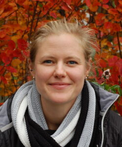 Emilie Friberg, forskare vid Karolinska institutet.