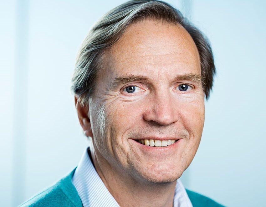 Jörgen Eklund, professor emeritus,