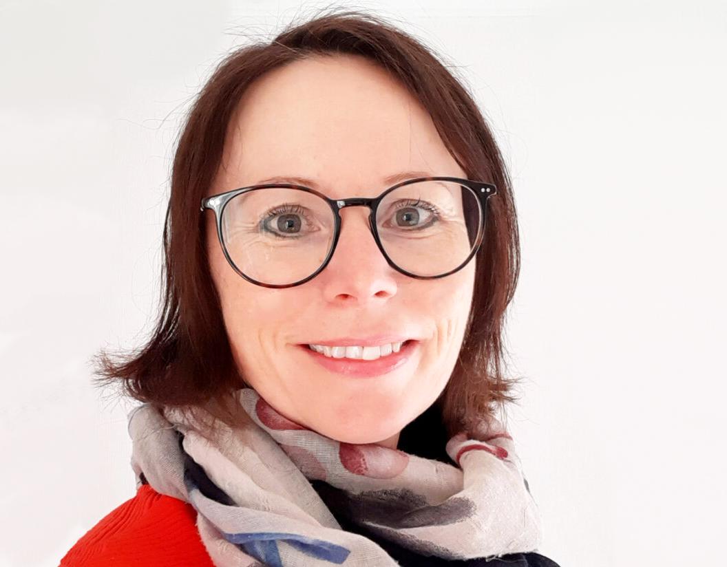 Monica Kaltenbrunner, processledande analytiker