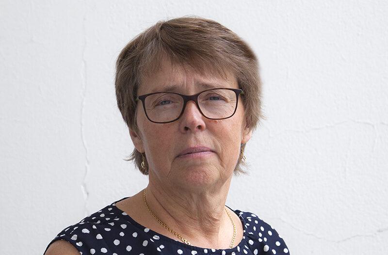 Inga-Lill Andersson-Hjelm, arbetsmiljöingenjör