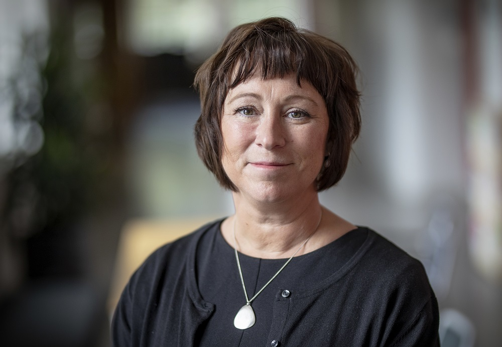 Professor Åsa Cajander