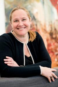 Christina Björklund, docent, verksam vid Karolinska Institutet.