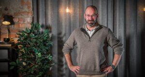 Stefan Blomberg, leg. psykolog, verksam vid Arbets- och miljömedicin vid universitetssjukhuset i Linköping och doktorand vid Linköpings universitet.