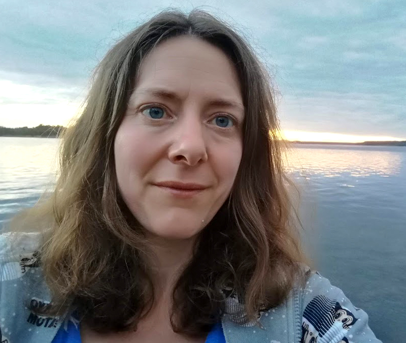 Andrea Eriksson, docent i ergonomi, Skolan för kemi, bioteknologi och hälsa, KTH