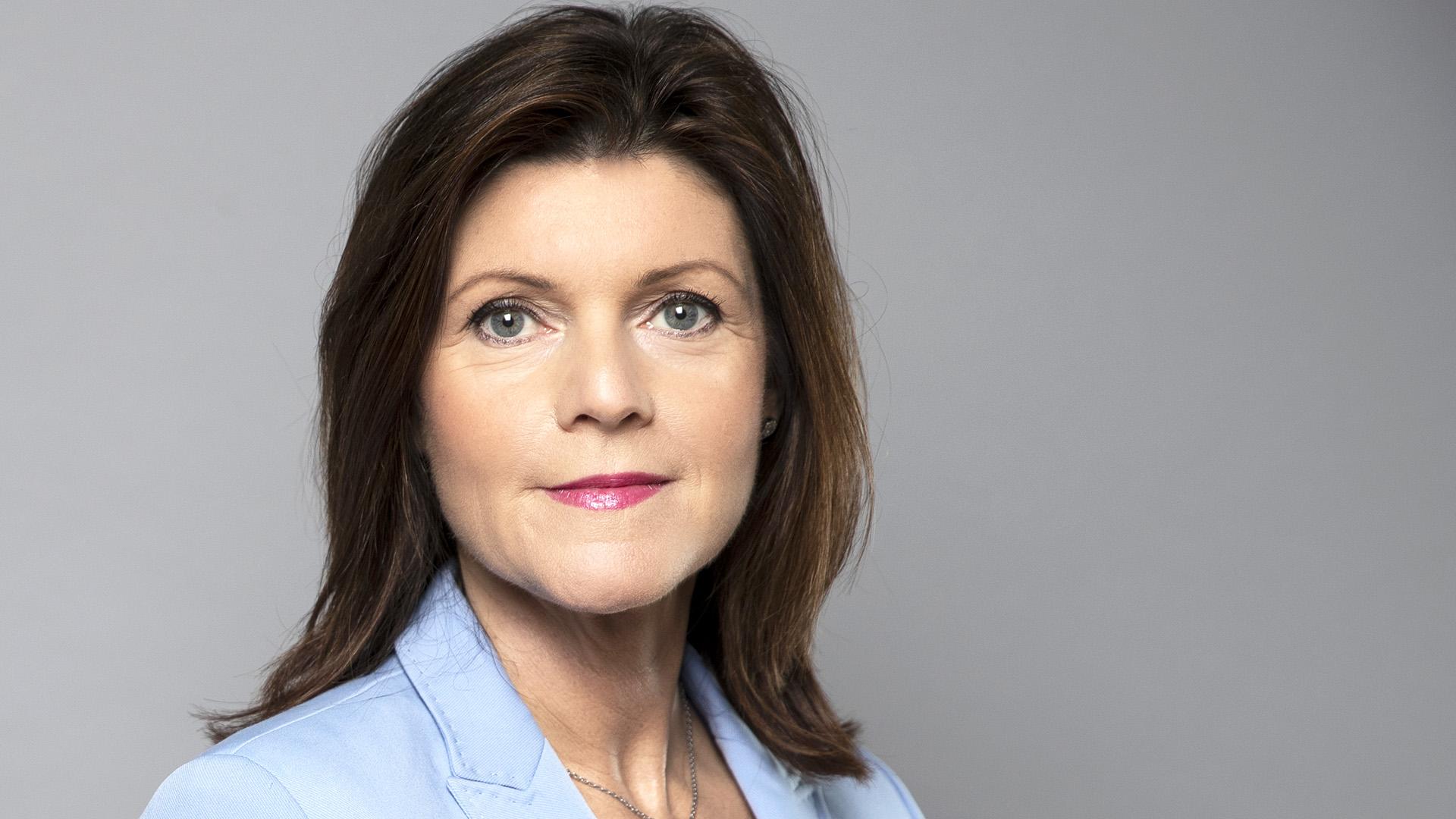 Arbertsmarknadsminister Eva Nordmark